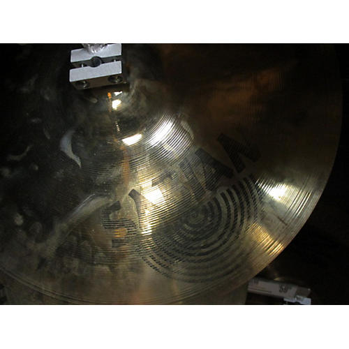 Sabian 16in AAX Studio Crash Brilliant Cymbal