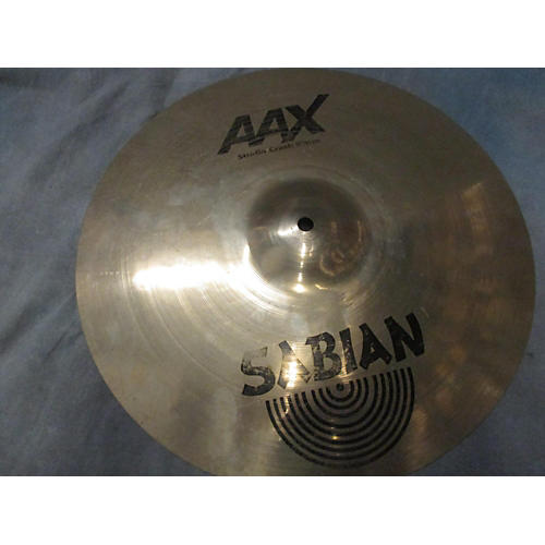 Sabian 16in AAX Studio Crash Brilliant Cymbal-thumbnail
