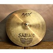 Sabian 16in AAX Studio Crash Cymbal
