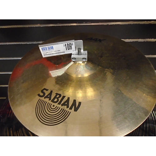 Sabian 16in AAX V-Crash Cymbal