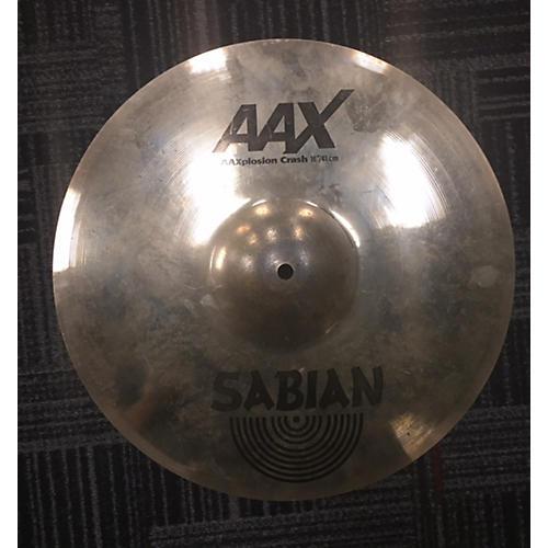 Sabian 16in AAX Xplosion Crash Cymbal-thumbnail