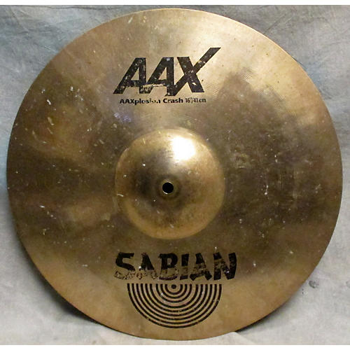 Sabian 16in AAX Xplosion Crash Cymbal