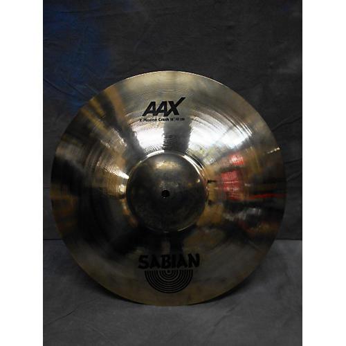 Sabian 16in AAX Xplosion Crash Cymbal