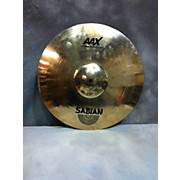 Sabian 16in AAX Xplosion Fast Crash Cymbal