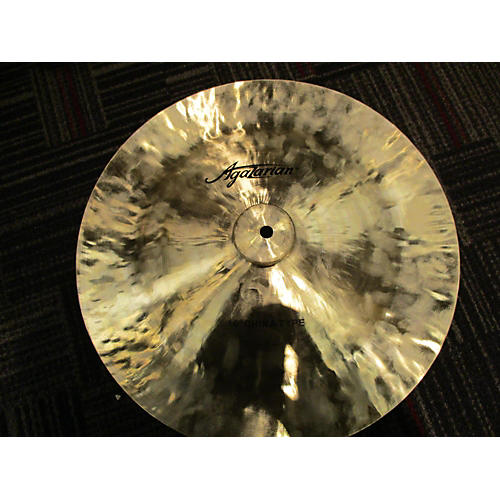 Agazarian 16in AGT Traditional China Cymbal-thumbnail