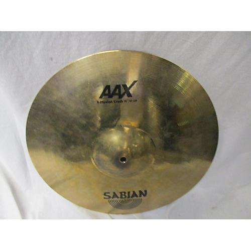 Sabian 16in Aaxplosion Cymbal