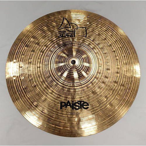 Paiste 16in Alpha Crash Cymbal