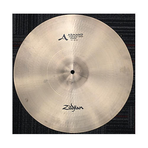 Zildjian 16in Armand Series Medium Thin Crash Cymbal-thumbnail