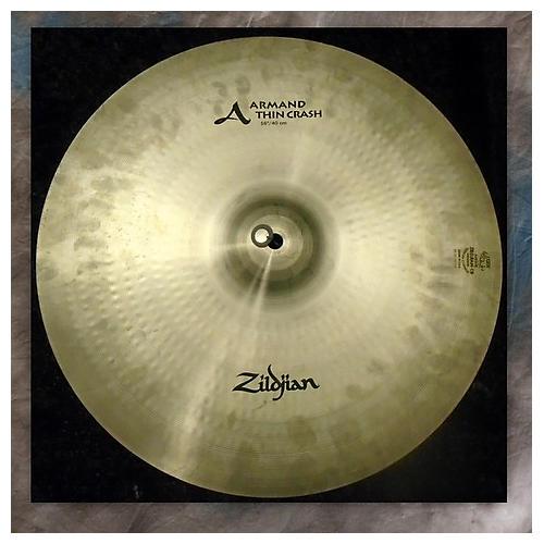 Zildjian 16in Armand Series Thin Crash Cymbal