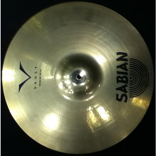 Sabian 16in Artisan Vault Crash Brilliant Cymbal