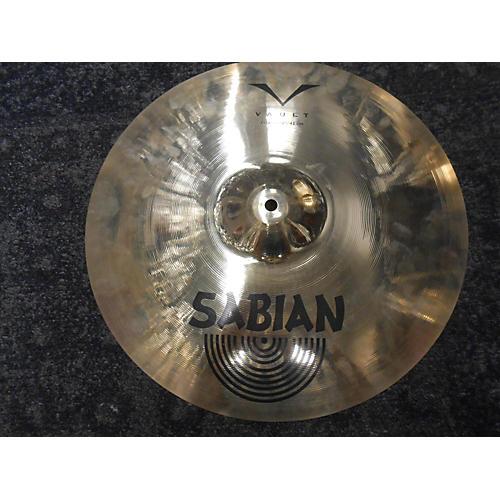 Sabian 16in Artisan Vault Crash Brilliant Cymbal