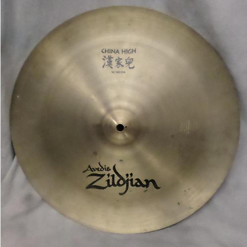 Zildjian 16in Avedis China High Cymbal