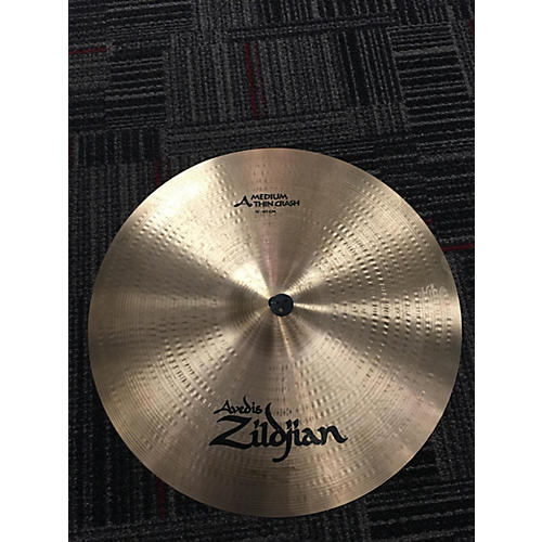 Zildjian 16in Avedis Medium Thin Chrash Cymbal-thumbnail