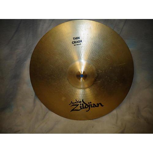 Zildjian 16in Avedis Thin Crash Cymbal-thumbnail