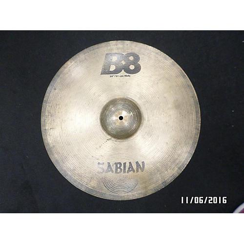Sabian 16in B8 Crash Cymbal  36