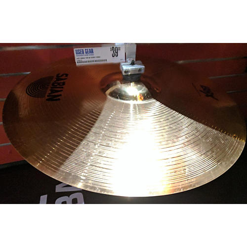 Sabian 16in B8 Crash Cymbal-thumbnail