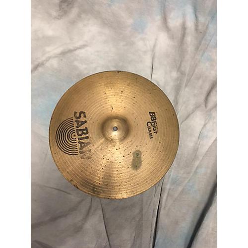 Sabian 16in B8 First Crash Cymbal
