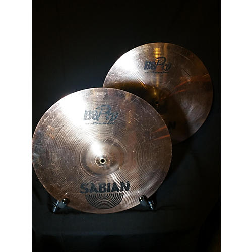 Sabian 16in B8 PRO MARCHING BAND CRASH CYMBALS Cymbal