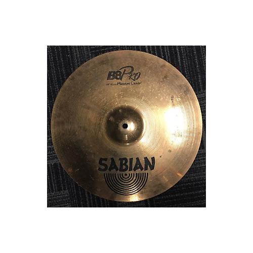 Sabian 16in B8 Pro Medium Crash Cymbal-thumbnail