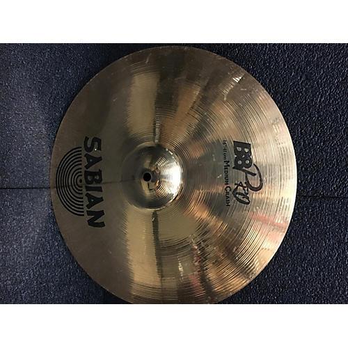 Sabian 16in B8 Pro Medium Crash Cymbal