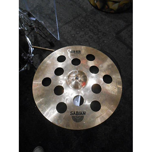 Sabian 16in B8 Pro Ozone Crash Cymbal