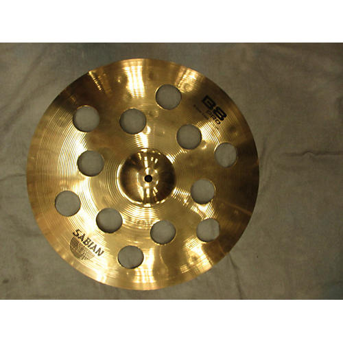 Sabian 16in B8 Pro Ozone Crash Cymbal-thumbnail