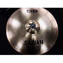Sabian 16in B8 Rock Crash Cymbal