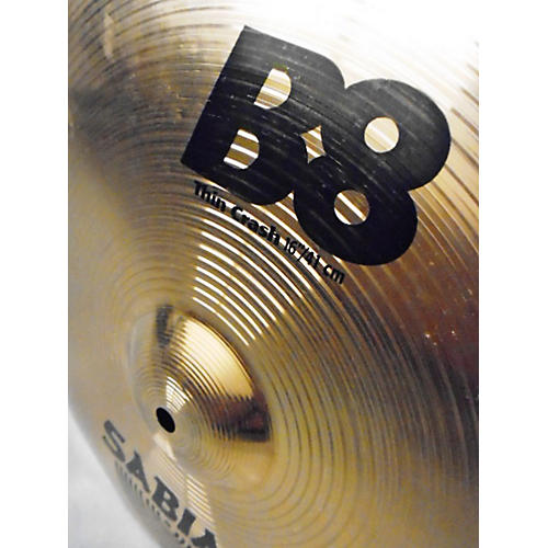 Sabian 16in B8 Thin Crash 16 INCH Cymbal-thumbnail