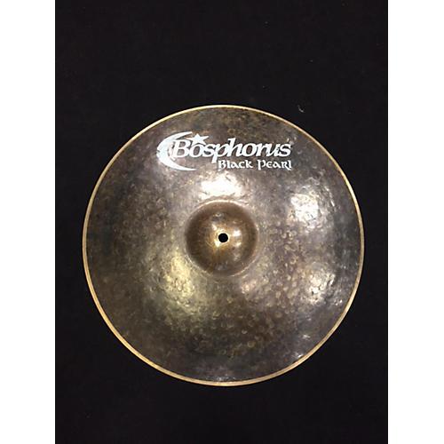Bosphorus Cymbals 16in BLACK PEARL Cymbal