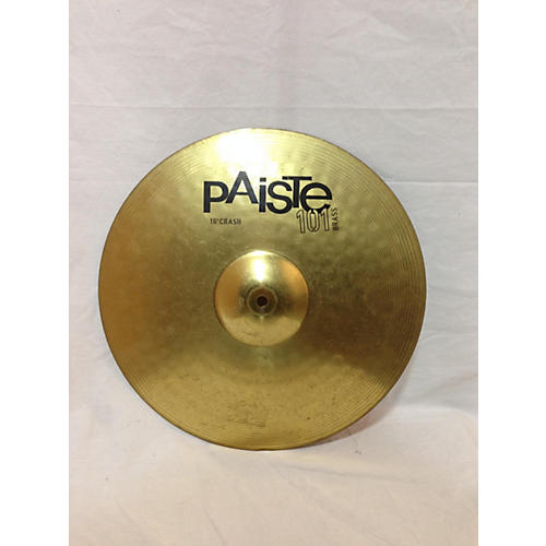 Paiste 16in Brass 101 Cymbal