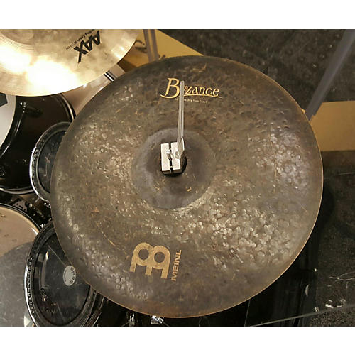 Meinl 16in Byzance Extra Thin Dry Crash Cymbal-thumbnail