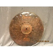 Meinl 16in Byzance Extra Thin Dry Crash Cymbal