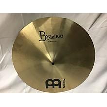 Meinl 16in Byzance Medium Crash Cymbal