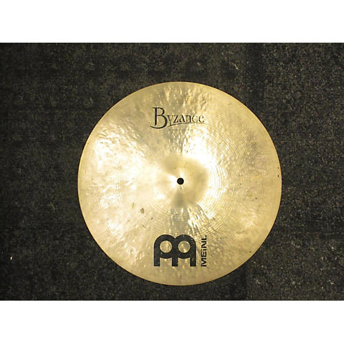 Meinl 16in Byzance Medium Thin Crash Brilliant Cymbal