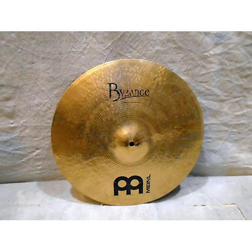 Meinl 16in Byzance Medium Thin Crash Brilliant Cymbal  36