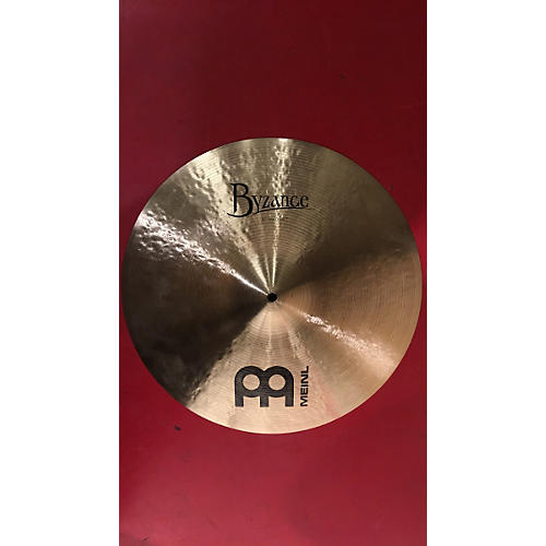 Meinl 16in Byzance Traditional Thin Crash Cymbal