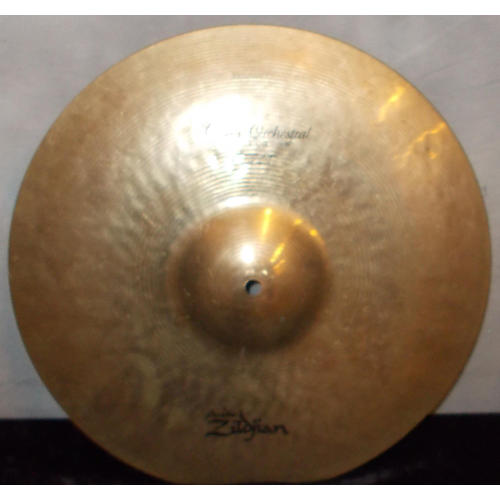 Zildjian 16in CLASSICAL ORCHESTRAL MEDIUM LIGHT CYMBAL Cymbal