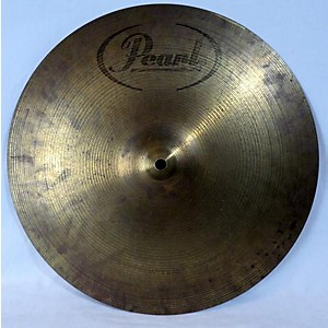 Pre-owned Pearl 16 inch CRASH CYMBAL Cymbal