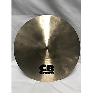 Pre-owned CB Percussion 16 inch CRASH Cymbal