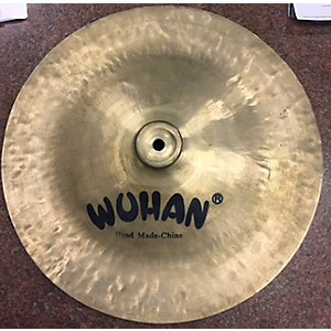 Pre-owned Wuhan 16 inch CYMBAL Cymbal by Wuhan