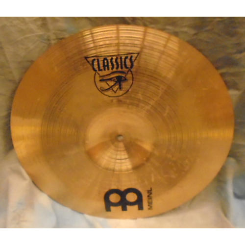 Meinl 16in Classic Custom Trash China Cymbal
