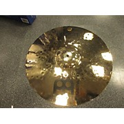 Meinl 16in Classic Custom Trash Crash Brilliant Cymbal