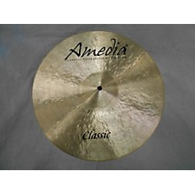 Amedia 16in Classic Medium Crash Cymbal
