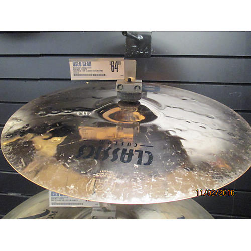 Meinl 16in Classics Custom Cymbal
