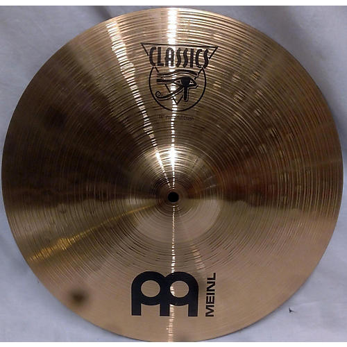 Meinl 16in Classics Powerful Crash Cymbal