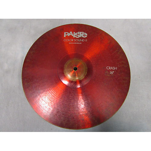 Paiste 16in Colorsound 5 Series Crash Cymbal-thumbnail