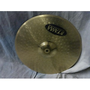 Pre-owned Tama 16 inch Crash Cymbal Cymbal by Tama
