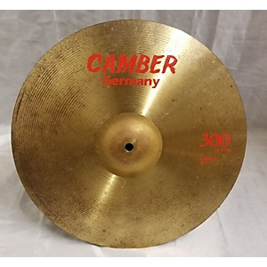 Pre-owned Camber 16 inch Crash Cymbal Cymbal by Camber