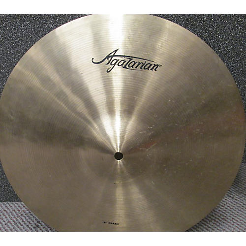 Agazarian 16in Crash Cymbal-thumbnail