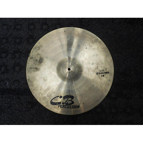 CB Percussion 16in Crash Cymbal-thumbnail